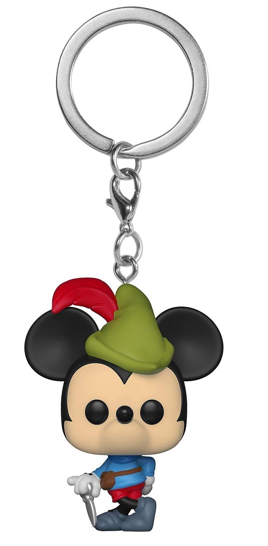 Funko- Keychain Disney Llavero con Anilla Mickey Brave Little Tailor, (32174)