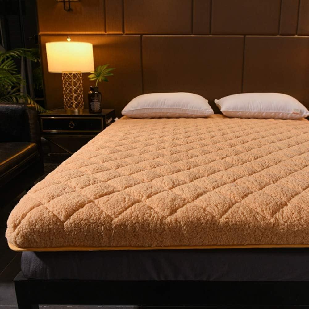 Pa/ño Premium Colch/ón Plegable Extra-Suave Transpirable Acolchado Dormir Colchones para Dormitorio Estudiantil-Gris Queen Fut/ón Japon/és Tatami