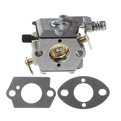 HIPA 640347 640347A Carburetor w Gasket for Strikemaster Jiffy Ice Auger  with Tecumseh TM049XA Power Head