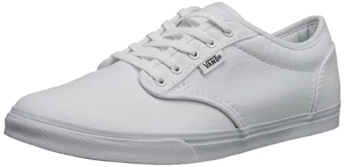 e8deed1d5 Vans W Atwood Low White White - Zapatillas de Lona Mujer  Amazon.es ...