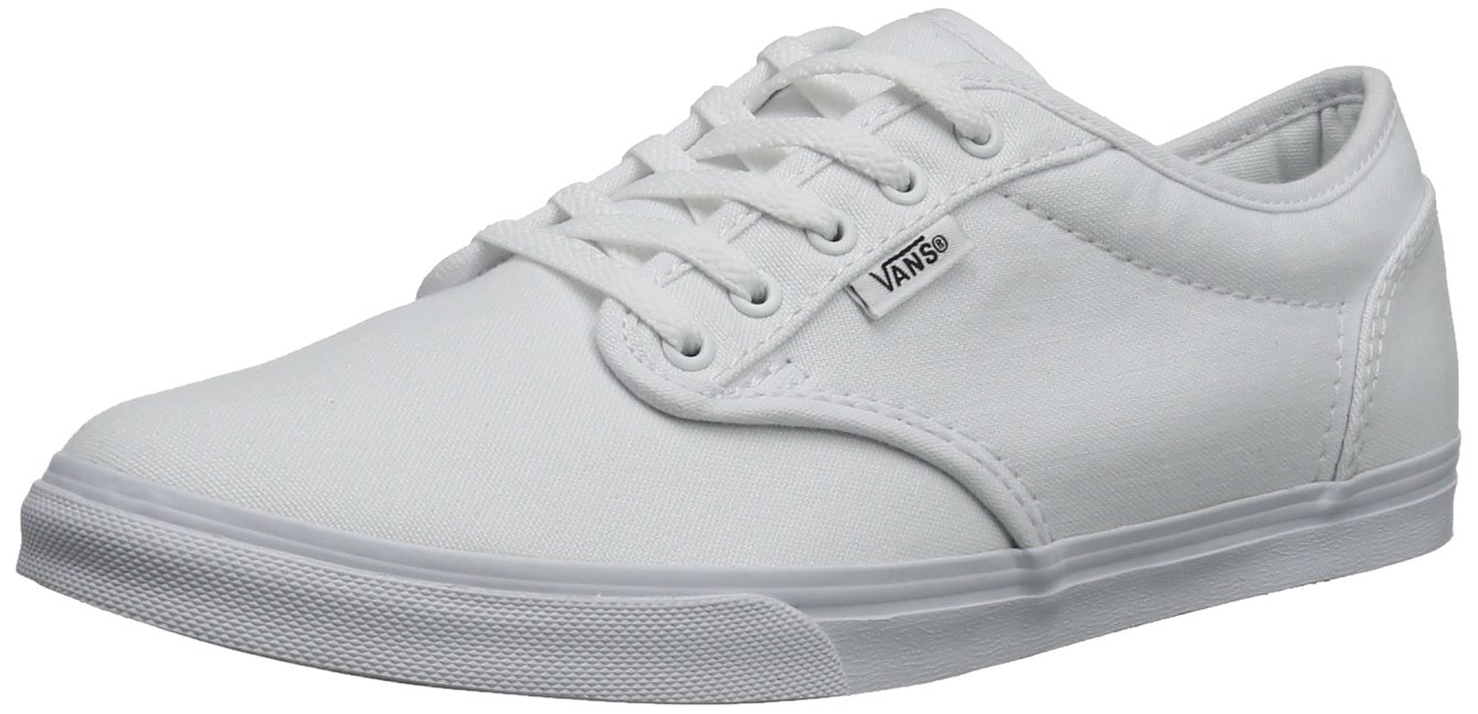Vans Atwood Low Vn-0njowww 100-white (10 Medium)