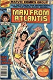 img - for Man from Atlantis #1 Comic Book book / textbook / text book