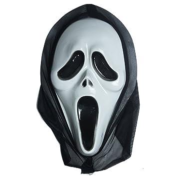 Inception Pro Infinite Máscara para Disfraz - Traje - Carnaval - Halloween - Monstruo - Asesino