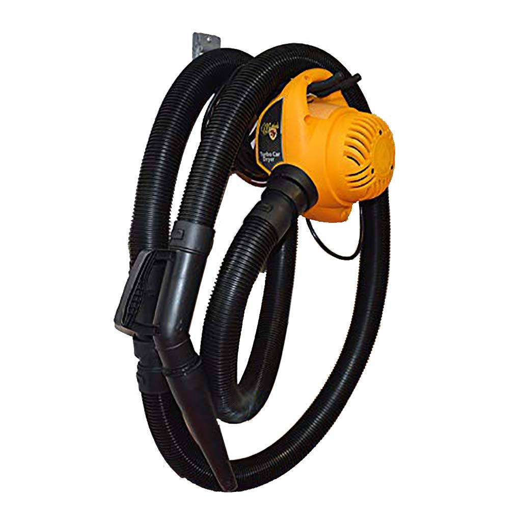 McKee's 37 MK37-72588 Turbo Car Dryer PRO (Wall Mount with 12 Foot Hose)
