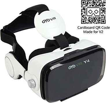 Nuevo OYOVR Y4 3D VR Box con Auriculares VR Realidad Virtual ...