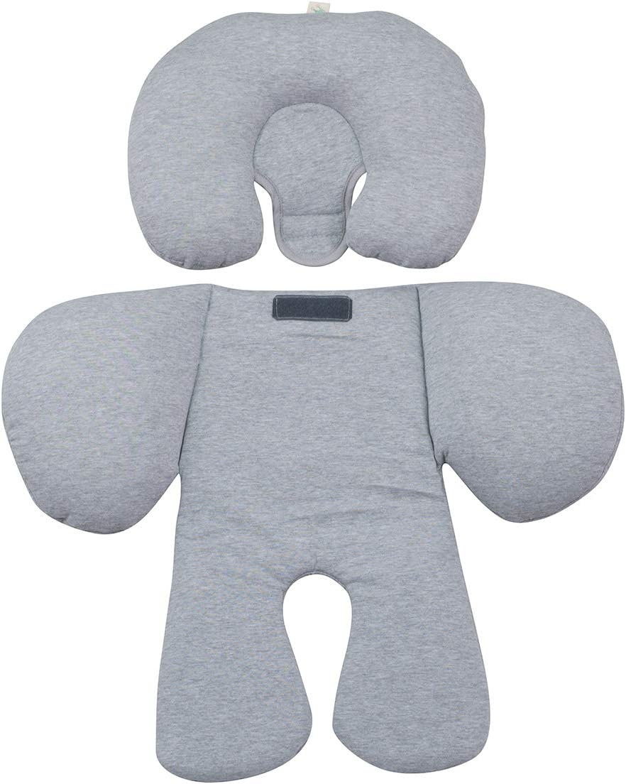Raccoon JANABEBE Reducer cushion Infant Head /& Baby Body Support Antiallergic 2 PIECES