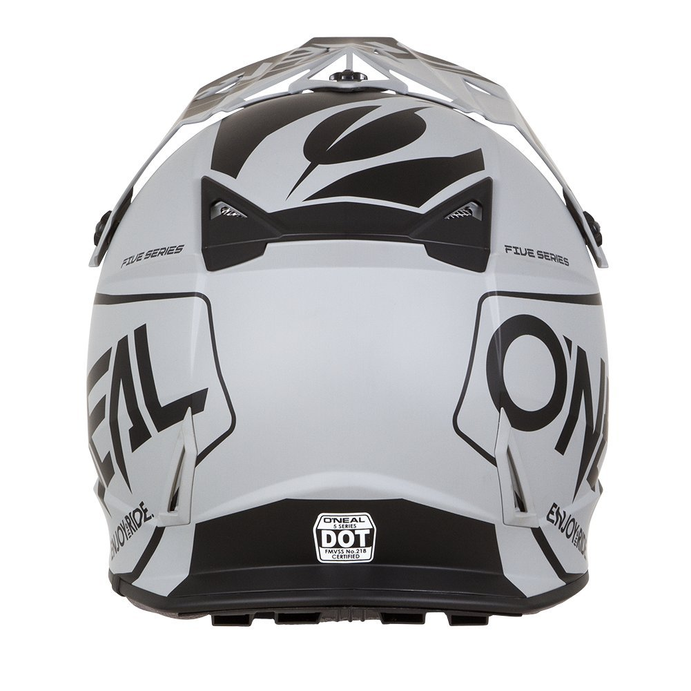 HEXX ONeal Unisex-Adult Off Road 5SERIES Helmet/  Black Medium O/'Neal 0618-H03