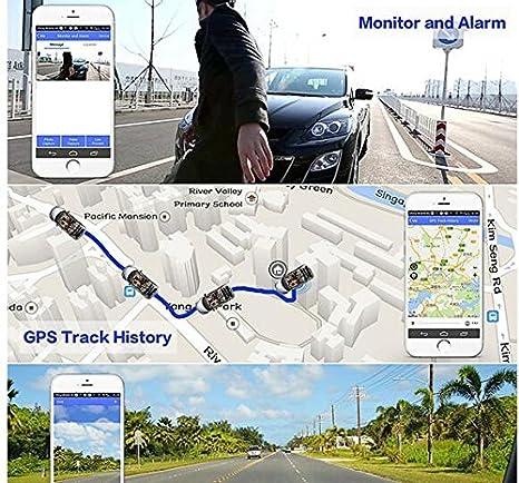 Amazon.com: 4G Car Mirror DVR, 7.84 Inch Touch ADAS Remote Monitor ...