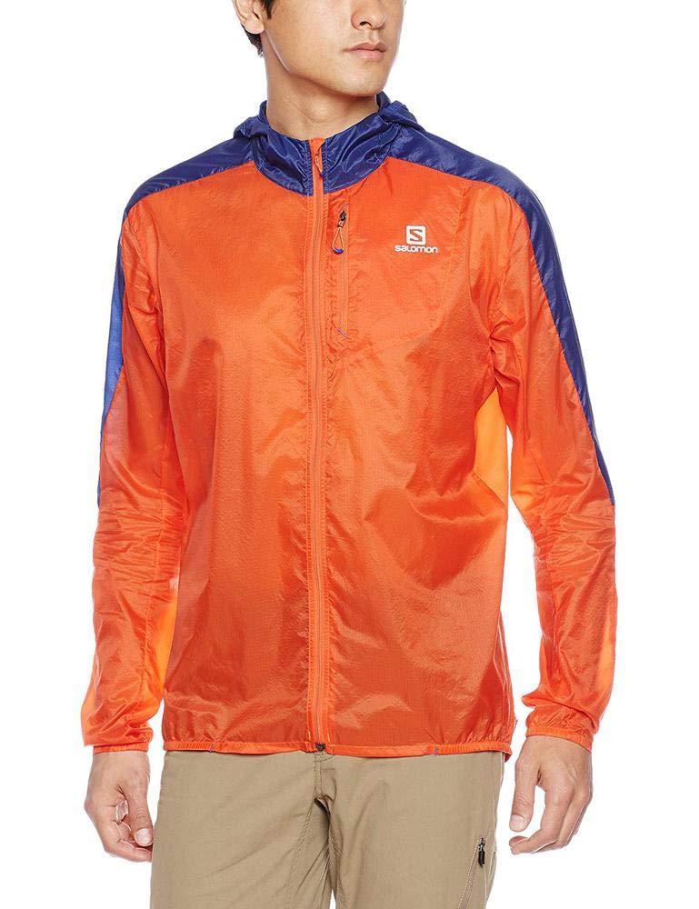 Salomon Fast Wing Sweatshirt M, Sweatshirt Wing a803fd