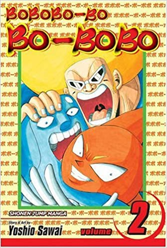 Amazoncom Bobobo Bo Bo Bobo Vol 2 9781421521947 Yoshio Sawai