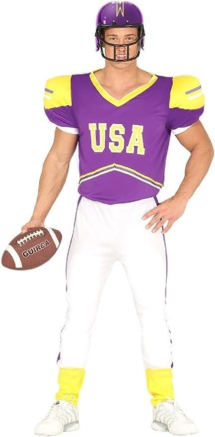 Fancy Me Disfraz de balón de fútbol americano para hombre, diseño ...