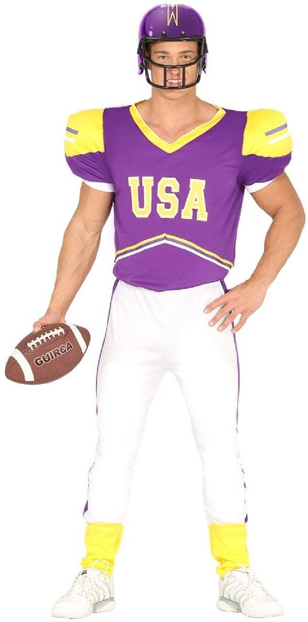 Fancy Me Disfraz de balón de fútbol americano para hombre 6bc9bc603ad