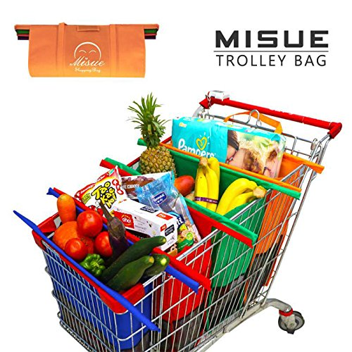 Misue Shopping Trolley Reusable Grocery product image