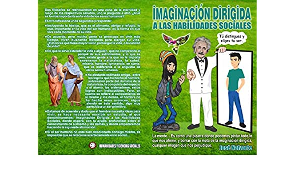 Amazon.com: IMAGINACIÓN DIRIGIDA A LAS HABILIDADES SOCIALES (Spanish Edition) eBook: JOSÉ FRANCISCO NALVARTE PALOMINO: Kindle Store
