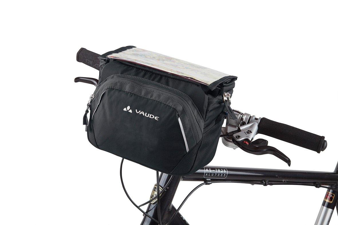 Vaude bike bags handlebar Road I black/anthracite