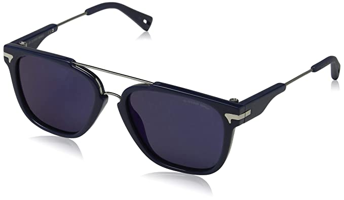 G-STAR RAW Gs651S Shaft Scota 415 54 Gafas de sol, Navy ...