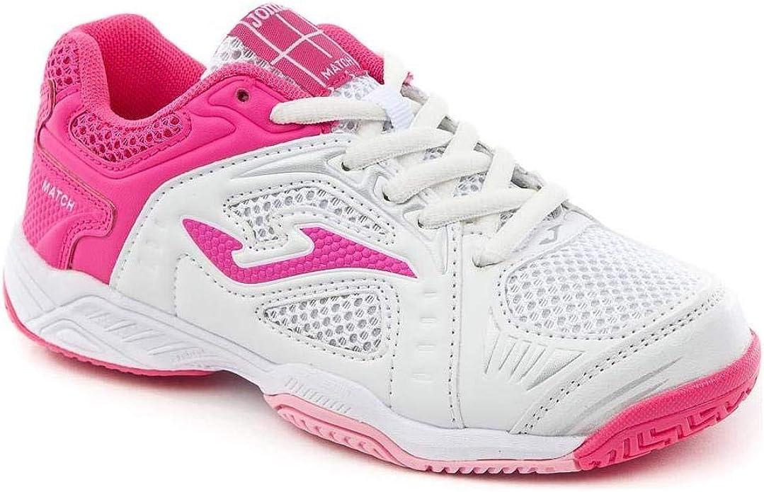 Joma Match JR 813 J.MATW-813 Chaussures de Tennis pour Fille