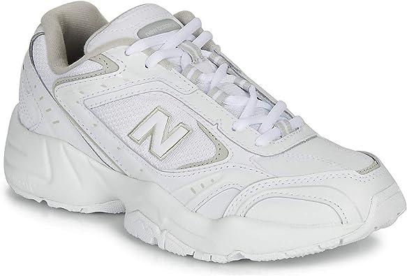 New Balance 452 Mujer Zapatillas Blanco: Amazon.es ...