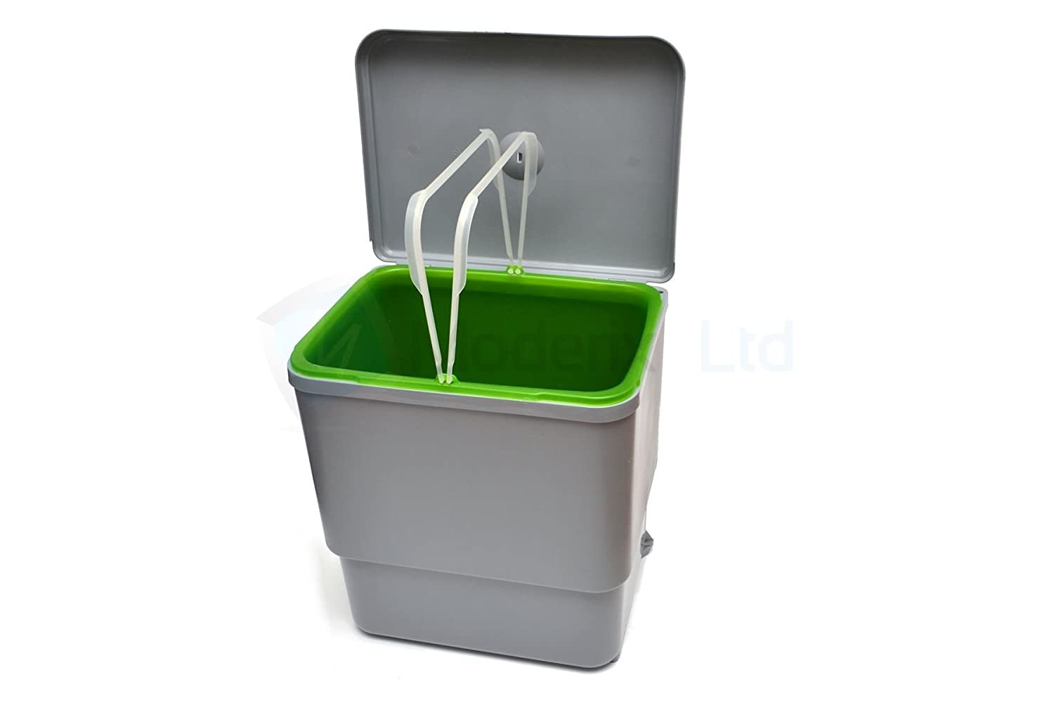 GTV Swing Out Pull Out Kitchen Waste Bin 16L: Amazon.co.uk: Kitchen ...
