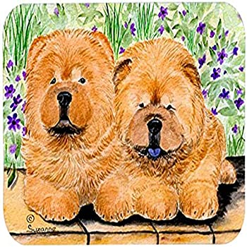 multicolor Caroline/'s Treasures SS8123CMT Chow Chow Kitchen or Bath Mat 20x30 20H x 30W Carolines Treasures SS8123CMT Chow Chow Kitchen or Bath Mat 20x30