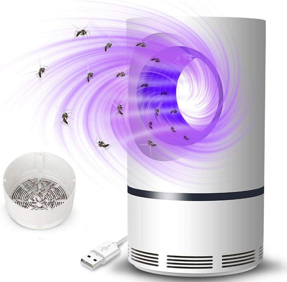 JiaMeng Lampara Mata Mosquitos Electrico LED Luz de Onda Guiada ...