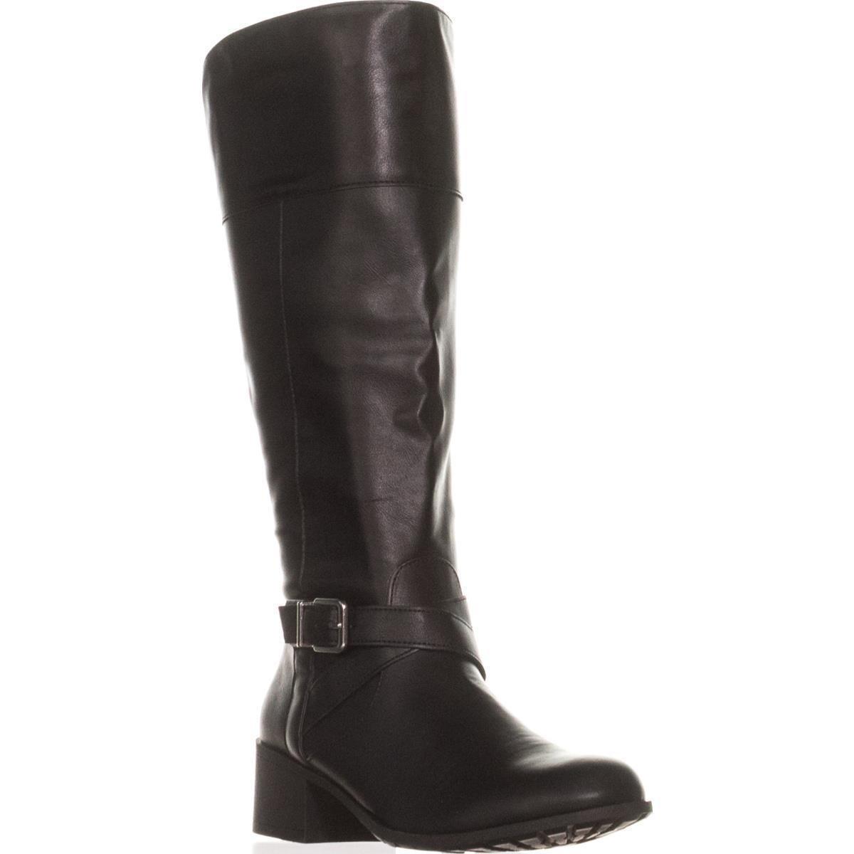 0fbd187c399 Womens Venesa Round Toe Knee High Fashion Boots