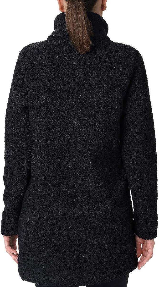 Columbia Women's Panorama Long Jacket, Sherpa Fleece at  Women's Coats Shop