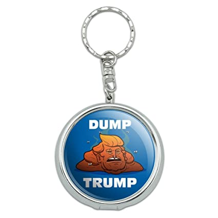 Dump Donald Trump con caca tamaño bolsillo bolso de mano ...