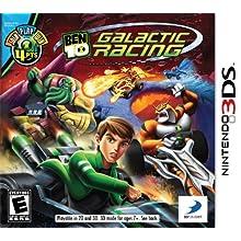 Ben 10 Galactic Racing - Nintendo 3DS