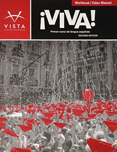 Viva, 2nd Ed, Workbook/Video Manual