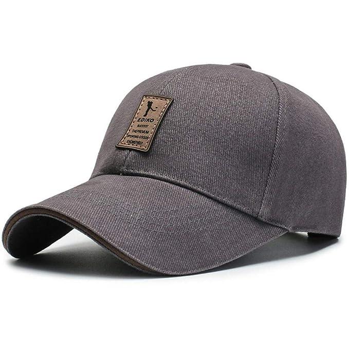 MIBQM Unisexo Sombrero de Golf para Hombre Gorras de Baloncesto ...