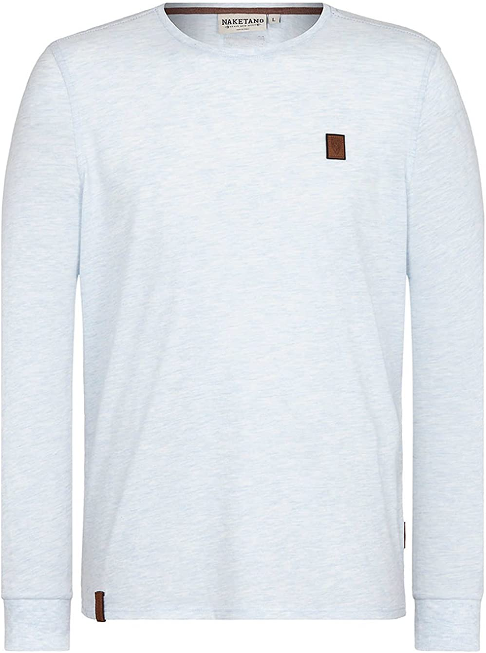 Naketano Kommt ein Dünnschiss Herren Sweatshirt