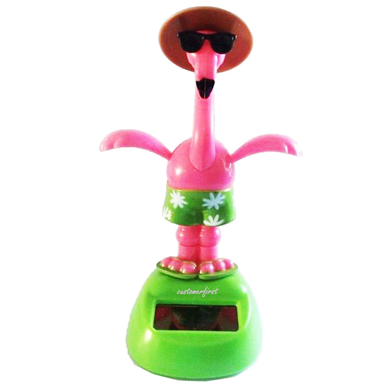 Dancing Flamingo Solar by Customerfirst (5, Boy)