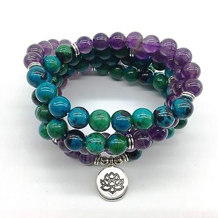 Amazon.com: Yoga Healing Bracelet or Necklace Phoenix AME ...