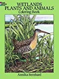 img - for Wetlands Plants and Animals Coloring Book book / textbook / text book