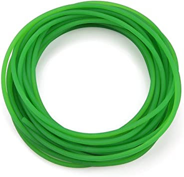 High-Performance Polyurethane Belt Green Rough Surface PU Polyurethane Round Belt for Drive Transmission 2mm 3mm 4mm 5mm 6mm 8mm 10mm 12mm 15mm 10mm/×3m