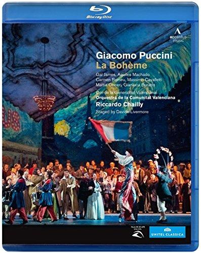 Riccardo Chailly - La Boheme (Blu-ray)