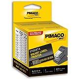 Etiqueta Adesiva para Impressora Térmica, BIC, 878306, Branca, 460 Etiquetas