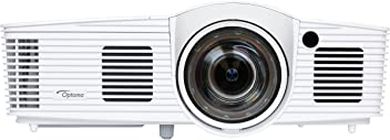 Optoma GT1080Darbee 1080p 3000 Lumens 3D DLP Short Throw Gaming Projector