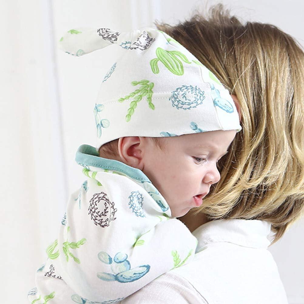 Babywickel Stretch /& sichere Baumwolle Premium Baumwolle S/äuglingswickeldecke sch/önes Unisex Design 0-3 Monate kinnter Neugeborene Wickeldecke