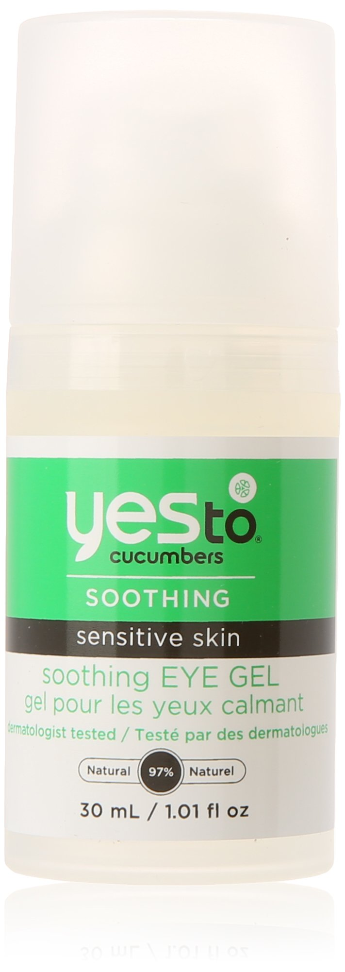 Yes To Cucumber Soothing Eye Gel, 1.01 Fluid Ounce by Yes To