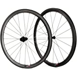 Hongtan 38MM Clincher Road Light Carbon Bicycle Wheels