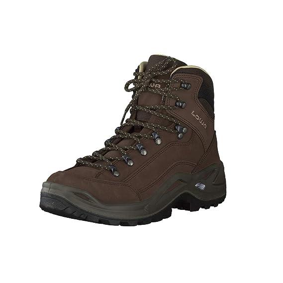 glad behoorlijk goedkoop lekker goedkoop Lowa Renegade LL Mid Men: Amazon.co.uk: Shoes & Bags