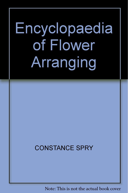 Encyclopaedia of Flower Arranging