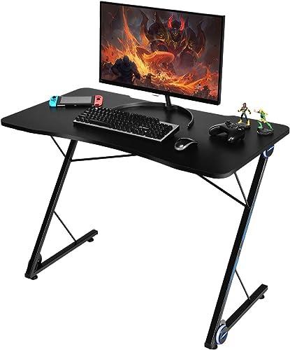 Tangkula Gaming Computer Desk