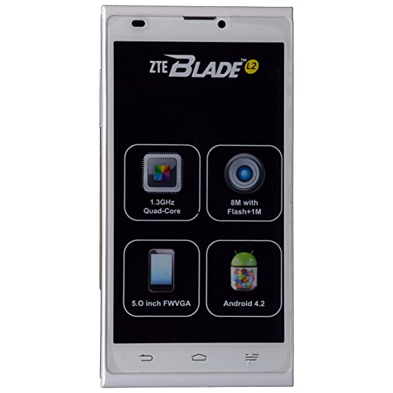 ZTE Blade L2 (White)