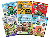 super why movie - Ultimate PBS Super Why 6-DVD Learning Collection: The Three Billy Goats Gruff/Jack & the Beanstalk/'Twas the Night Before Christmas/Hansel & Gretel/Humpty Dumpty/Cinderella [SuperWhy Educational Set]