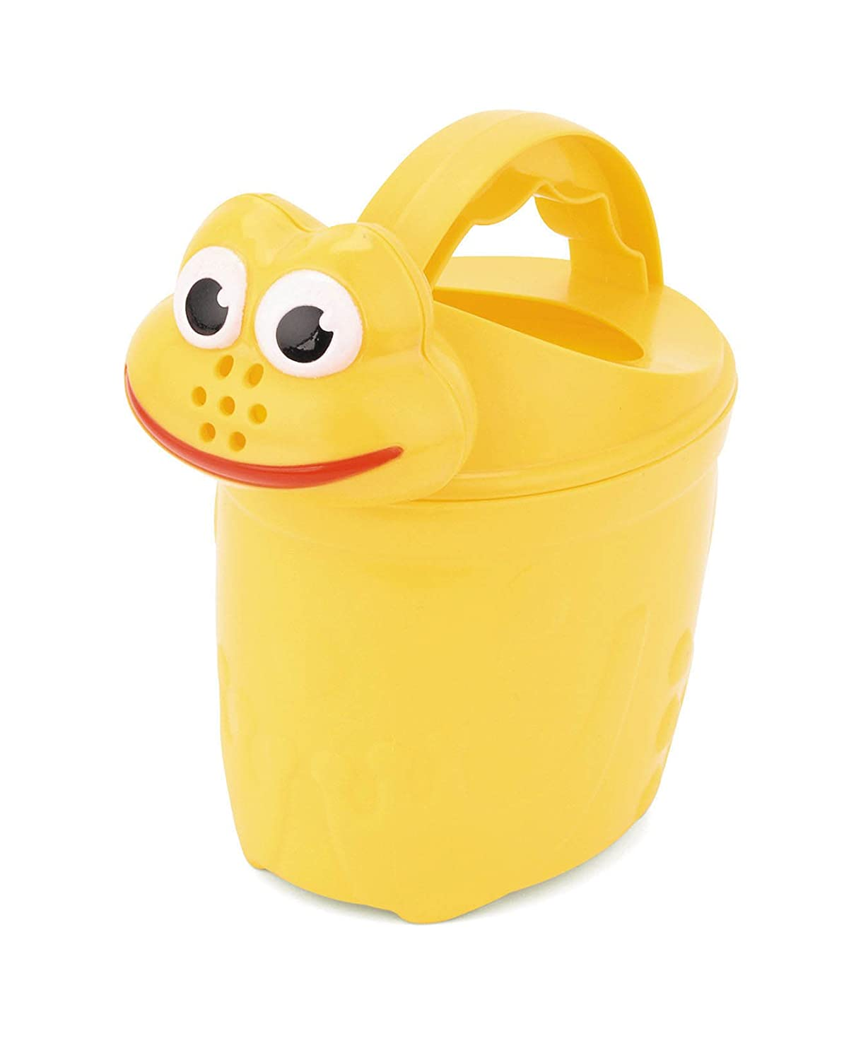 Toyrific Frog Plastic Watering Can Yellow