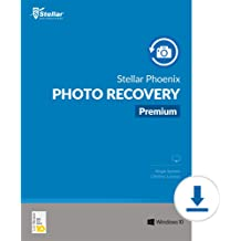 Stellar Phoenix Photo Recovery Premium (Windows) [Download]
