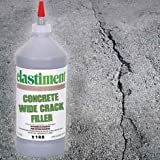 Wide Concrete Crack Filler